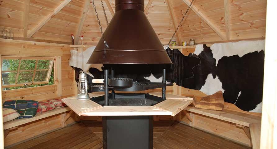 entspannung in einer infrarot sauna oder in einer finnischen kota pension salouwe. Black Bedroom Furniture Sets. Home Design Ideas